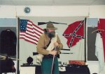 Mike shares their museum-quality civil war display.