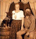 Mike & Belinda Adams with Thor