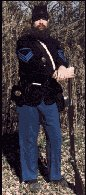 John Henry Thomasmeir - Union Soldier